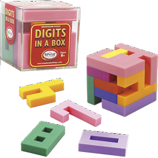 Digits In A Box