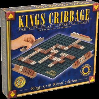 Kings Cribbage - Royal Edition
