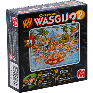 Wasgij Original Mini #2: Safari Splash