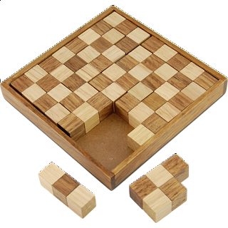 Puzzle Solution for Travel Puzzle - Chess
