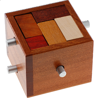 Puzzle Solution for Nagelbox 30