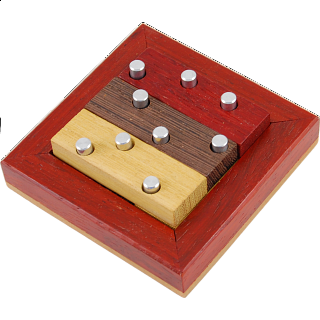 Puzzle Solution for Mini Pins