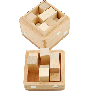 Puzzle Solution for Dice Box: Polyominoes - 11 Pieces