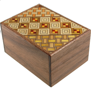Puzzle Solution for 3 Sun 12 Step Natural Wood: Koyosegi