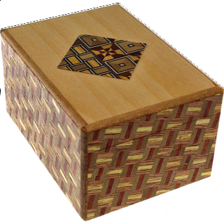 Puzzle Solution for 3 Sun 12 Step Natural Wood: Kusu
