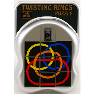 Puzzle Solution for Twisting Rings