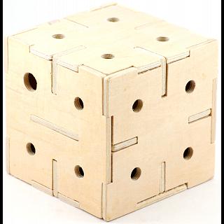 Cubiforms - Cubical Labyrinth