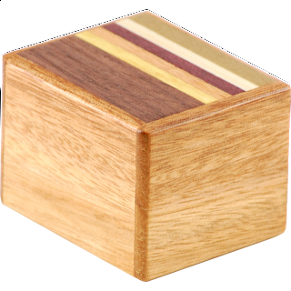 Mame 7 Step Natural Wood