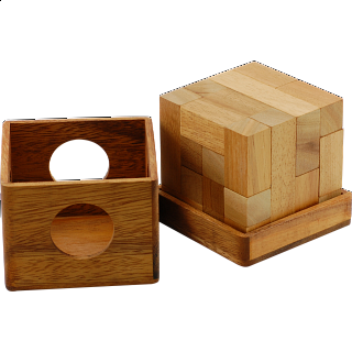 Puzzle Solution for Juha Cube 8
