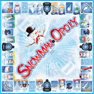 Snowman-opoly