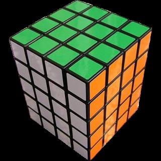 Fully Functional 4x4x5 Cube - Black Body - DIY