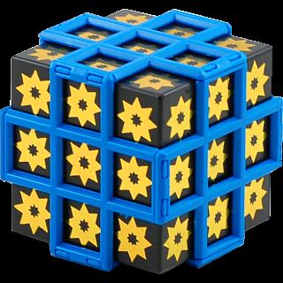 3x3x3 Sunflower Black Hole Cube