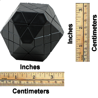 Gem Cube II - Black Body DIY