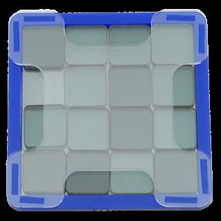 Svetnashki - Small - 4x4 - Optical Puzzle - Blue