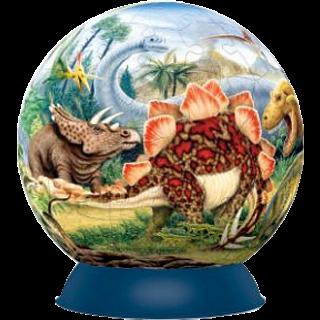Dinosaur World: 6 inch
