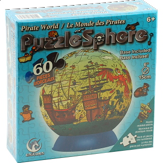 Pirate World: 6 inch