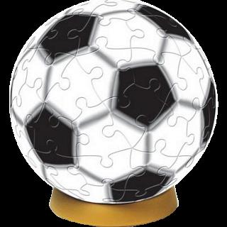 Soccer Ball: 3 inch Jigsaw