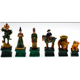 Tang Dynasty Chess Set