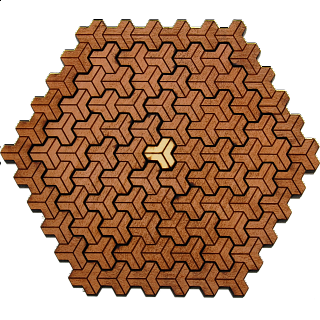Puzzle Solution for Escher Cubes