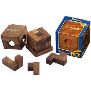 Puzzle Solution for Workshop Cube 4