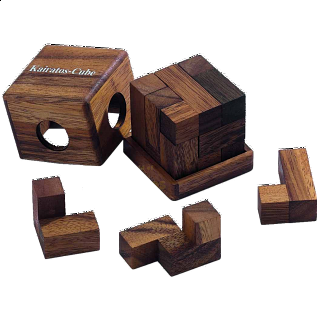 Puzzle Solution for Kairatos Cube