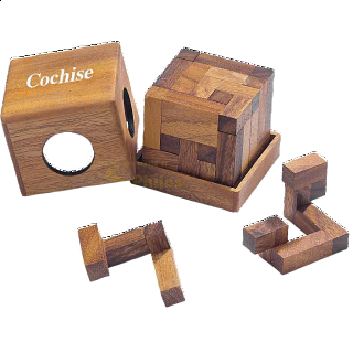 Puzzle Solution for Cochise