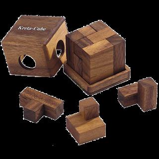 Puzzle Solution for Crete-Cube