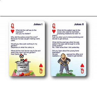Playing Cards - Jokes
