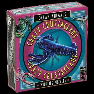 Crazy Crustaceans - Ocean Animals - Wildlife Puzzles