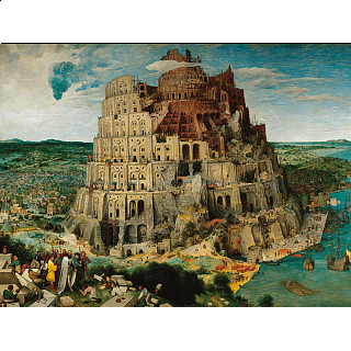 Brueghel the Elder: The Tower of Babel