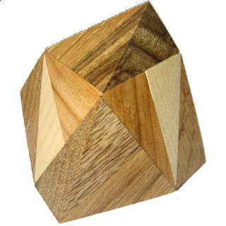 Puzzle Solution for Vinco Polyhedron