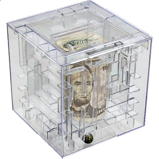 Puzzle Solution for Money Maze