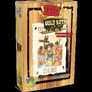 Bang! 4th Edition: Gold Rush Expansion