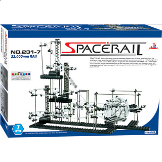 Space Rail Level 7