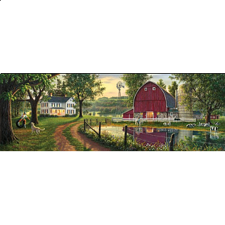 Artist Panoramic - The Road Home