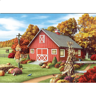 Farm Country - Harvest Breeze
