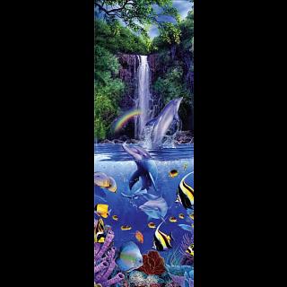 Vertical Panoramics: Paradise - Eternal Rainbow Sea II