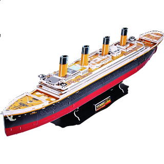 Titanic - 3D Jigsaw Puzzle