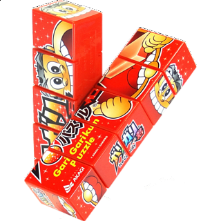 5x1x2 - Gari Garikun Cola Puzzle