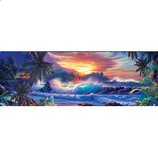 Artist Panoramic - Window To Eternity