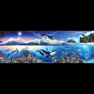 Artist Panoramic - The Blue World