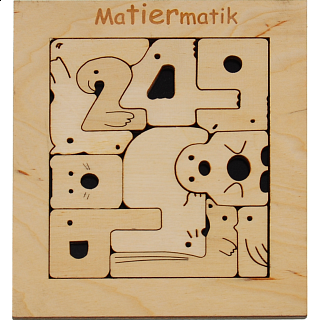 Puzzle Solution for Matiermatik
