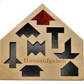 Puzzle Solution for Hausaufgaben