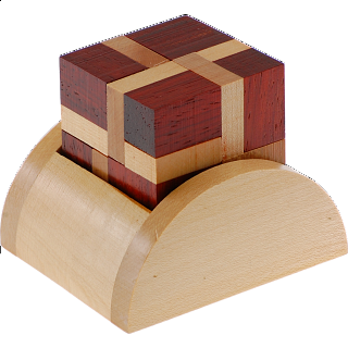 Puzzle Solution for Cube 15
