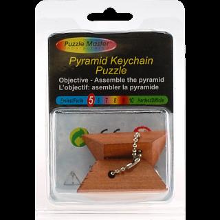 Pyramid Keychain Puzzle