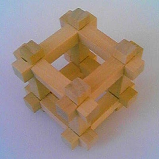 Puzzle Solution for Wooden 12