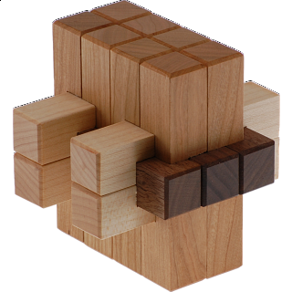 Puzzle Solution for Wausau '84