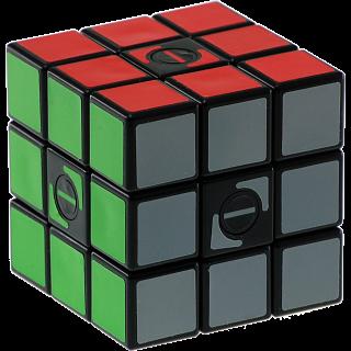 Quarter Cube ( Latch Cube II )