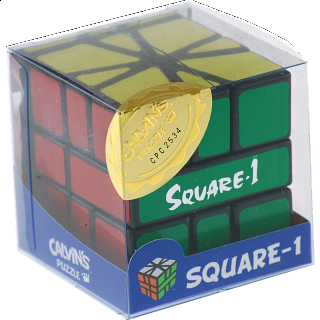 Calvin's Puzzles - Square 1 - Black Body