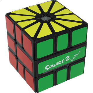 Calvin's Puzzles - Square 2 - Black Body